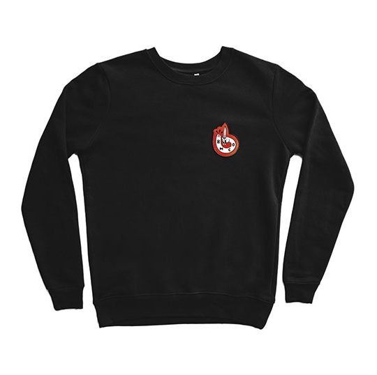 1-peligro-patch-crewneck