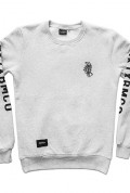EAGLE PATCH CREWNECK