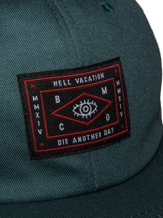 HELL VACATION LOGO 6 PANEL 2